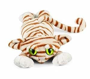 Manhattan Toy - 121370 - Lanky Cat - Willis Tigre - Blanc