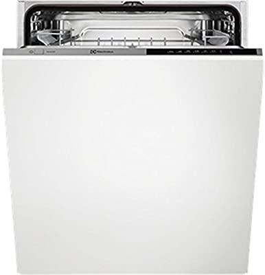 Electrolux ESL5321LO Totalmente integrado 13cubiertos A+ lavavajilla - Lavavajillas (Totalmente integrado, Blanco, Tamaño completo (60 cm), Negro, Gris, Sensor, Frío, Caliente)