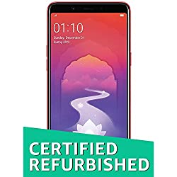 (CERTIFIED REFURBISHED) RealMe 1 (Solar Red, 4+ 64 GB)
