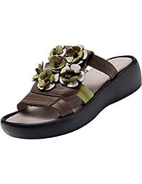 Katt_brand Chaussures Femmes, Couleur Or, Taille 4 Uk