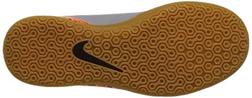 Nike - Jr Hypervenom Phade Ii Ic - , homme, multicolore (wolf grey/total orange-blk-blk), taille multicolore (Wolf Grey/Total Orange-Blk-Blk)