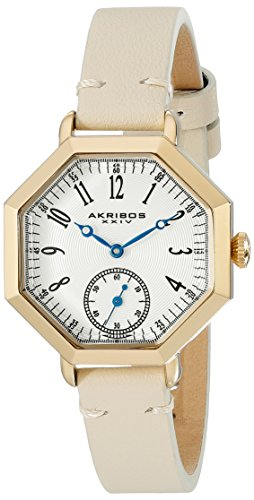 Akribos Xxiv Reloj 30 mm AK771TN Marrón