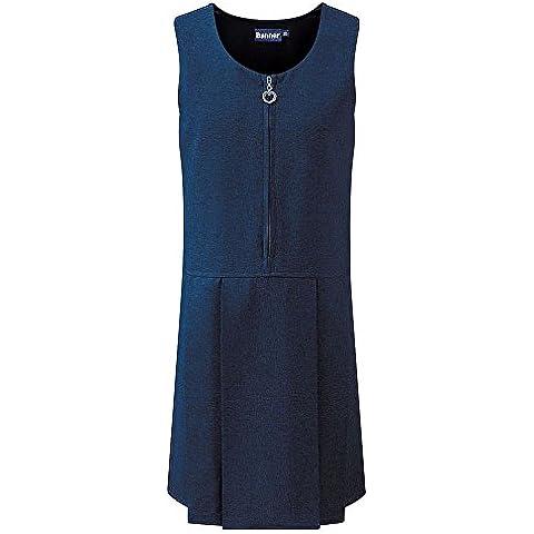 Blue Max Banner-Lynton-Tutina uniforme e corsetto scuola, completamente foderato