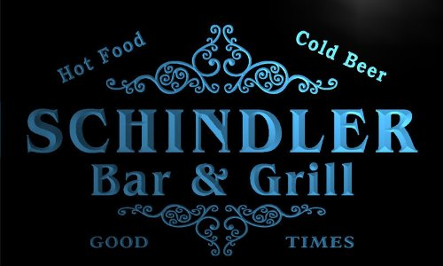 u39820-b-schindler-family-name-bar-grill-home-brew-beer-neon-sign-enseigne-lumineuse
