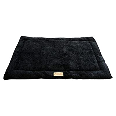 Ellie-Bo Sherpa Fleece Mat Beds in 3 colours and 5 sizes