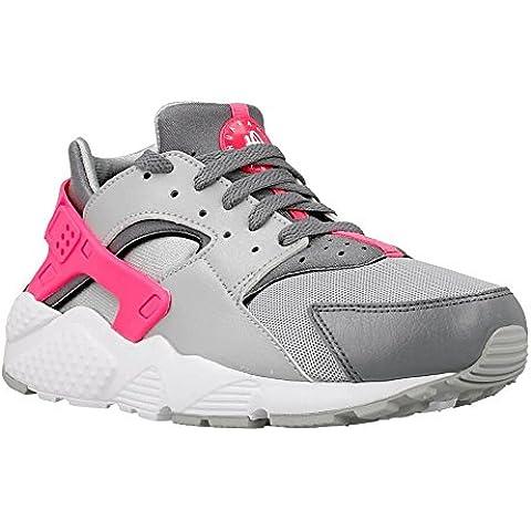 Nike Huarache Run (Gs), Zapatillas de Running Para Mujer