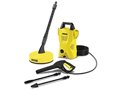Advanced Karcher Kleen K2.130 Pressure Washer & T50 Patio Head -- from Karcher Kleen