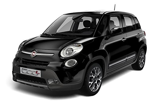 Fiat 500L Trekking 1.3 Mjt 95 CV, Nera - Welcome Kit