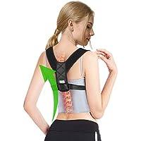 Kitymate Geradehalter zur Haltungskorrektur für Damen & Herren Rückenbandage Rückenstützgürtel für eine Gesunde Haltung