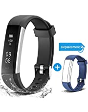 Arbily Fitness Band with Replacement Strap Activity Tracker