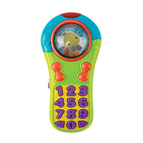 Bright Starts Musical Instruments & Toys Bright Starts Click & Giggle Remote