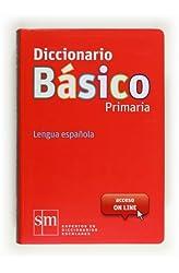 Descargar gratis Diccionario Básico Primaria. Lengua Española en .epub, .pdf o .mobi