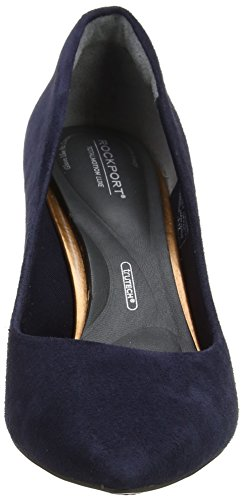 Rockport Damen Total Motion Valerie Luxe Pump Pumps Blau (navy)