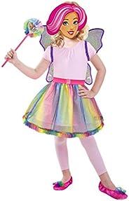 Amscan Costume Accessory Box Barbie Rainbow, Multi-Colour
