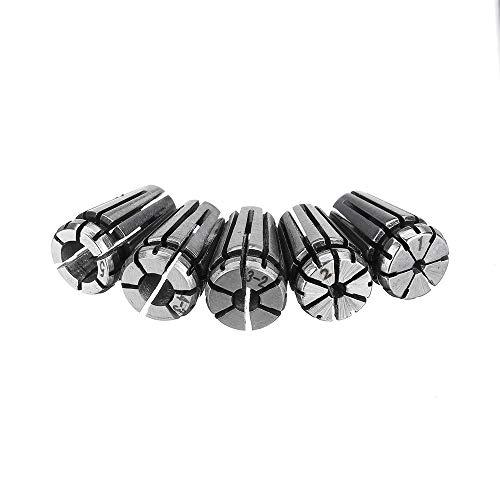 5er ER8 1-5mm Spannzange Spannzangen-Set für CNC-Fräswerkzeuge
