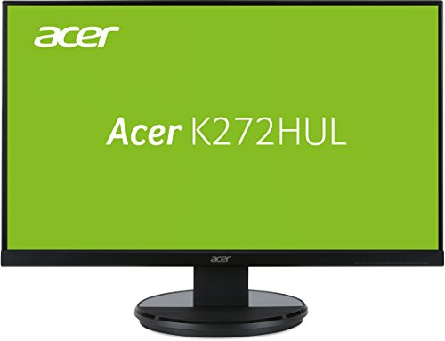 Acer UM.HX2EE.E01 68 cm K272HULEbmidpx 27-Inch TN Widescreen LED Monitor - Black