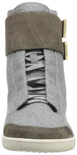 Boutique 9 Kizo Toile Baskets Grey Mul