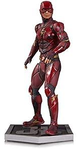 dc comics apr170461película Liga de la Justicia el Flash Estatua