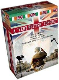 Coffret very british : au nom du père ; tournage dans un jardin anglais ; the war zone ; bloody sunday [FR Import]