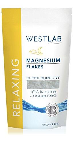 Westlab Magnesium Flakes – Relaxing – 1 kg
