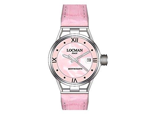 Locman orologio donna Montecristo Lady 0521V04-00MP00PP