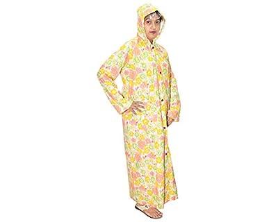 Goodluck Long Coat Womens Raincoat