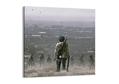 Bild auf Leinwand - Leinwandbilder - Einteilig - Breite: 60cm, Höhe: 60cm - Bildnummer 4101 - zum Aufhängen bereit - Bilder - Kunstdruck - AC60x60-4101