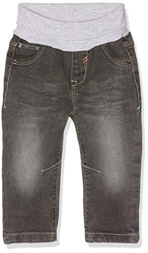 s.Oliver Baby-Jungen Jeans 65.902.71.3374 Grau (Grey Denim Stretch 97z7), Herstellergröße: 80/REG