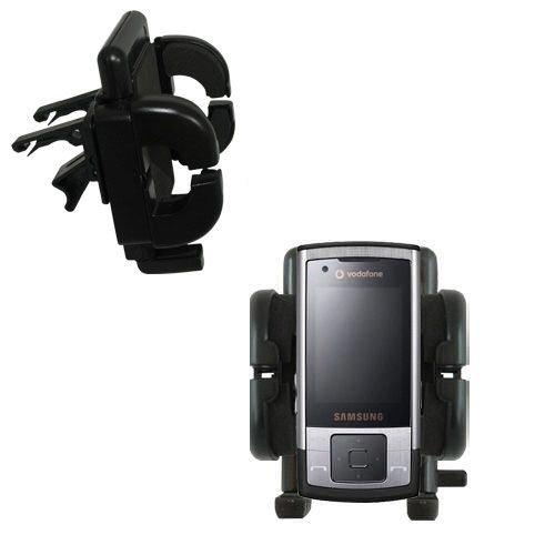 Samsung SGH-L810 Cradle-Lüftungshalterung Einzigartige Autohalterung mit Lüftungsklemmen mit Garantie auf Lebensdauer