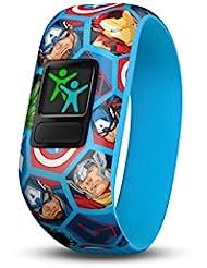Garmin Kinder Vivofit Jr. 2 Fitness-Tracker, Marvel Avengers, XS