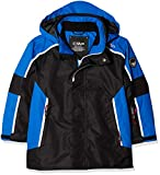 CMP Kinder Feel Warm Flat 3.000 Skijacke, Nero/Blue, 176