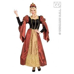 WIDMANN Desconocido Histórico Teatro Princesa de vestuario| talla XL