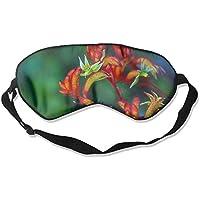 Red Australian Kangaroo Flower 99% Eyeshade Blinders Sleeping Eye Patch Eye Mask Blindfold For Travel Insomnia... preisvergleich bei billige-tabletten.eu