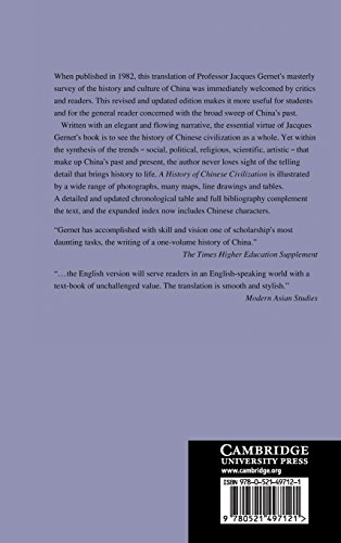 History of Chinese Civilization 2ed