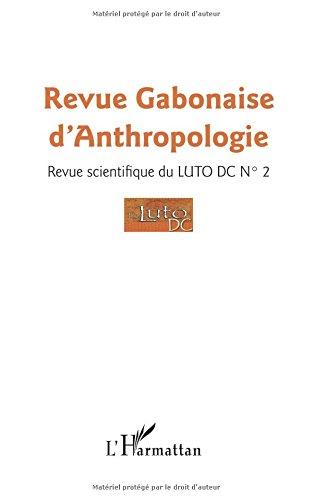 Revue gabonaise d'anthropologie n° 2