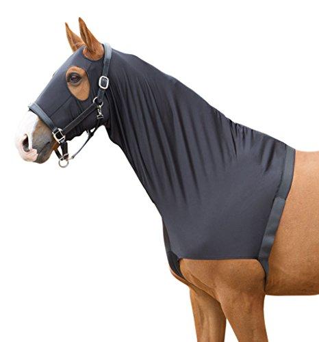 Harry's Horse 32208015-xl Lycra Schulterschutz Hooded, XL, schwarz