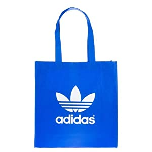 adidas Adicolor Trefoil Shopper Bag, Blau, Einheitsgröße
