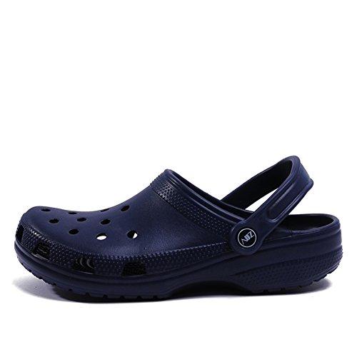 grand trou shoes/summer lovers plage chaussures/Chaussures plate-forme antidérapante et loisirs/Sandales Baotou et pantoufles B