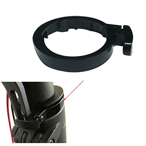 Webla-Buckle Bottom Circle Clasped Guard Ringschnalle für Xiaomi Mijia M365 Scooter