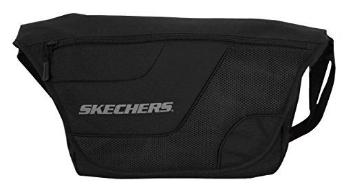 Sketchers Bolso bandolera, Connect Bag, negro - negro, 70203.06