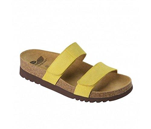 drscholl-damen-clogs-pantoletten-gelb-gelb-gre-37-eu