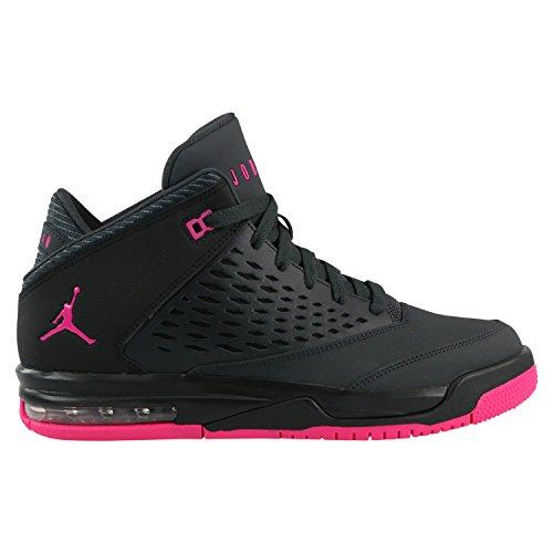 Nike Air Jordan Flight Origin 4, Anthrazit (Anthracite/Pink)