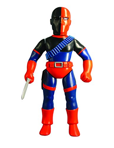 Hero: Deathstroke Sofubi Action Figur ()