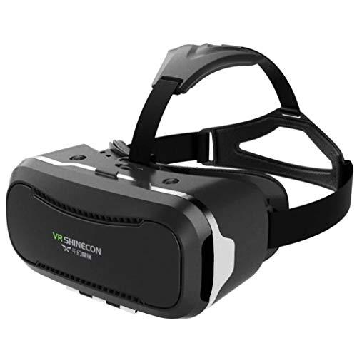 """MBEN Virtuelle Brillen, 3D-Virtual-Reality-Brillen, VR-Headsets für iPhone und Android-Telefone, 3D-Videospiele, kompatibel mit Mobiltelefonen der Größe 4,5-6\"""""""
