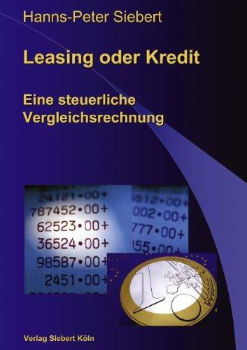 Leasing oder Kredit