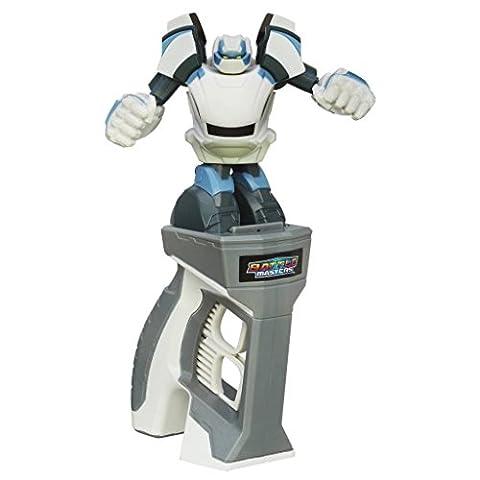 Jouet pour enfant Transformers de marque Hasbro - Personnages Starscream et Barricade Decepticon de Transformers (Barricade Decepticon)
