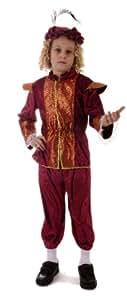 Tudor Boy Children's Fancy Dress Costume 10 - 12 years