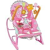 كرسي هزاز اطفال مع الالعاب