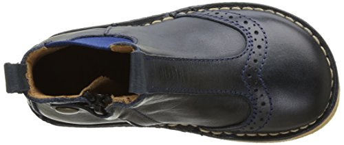 Bisgaard 50203117, Bottines Chelsea Fille Bleu (601 Blue)