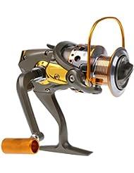 Gazechimp 1x Carrete de Pesca Accesorios de Deportes Acuáticos Aire Libre Compatibilidad Universal Duradero Impermeable - 7000